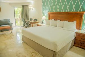 Capital Plaza Hotel, Hotels  Chetumal - big - 15