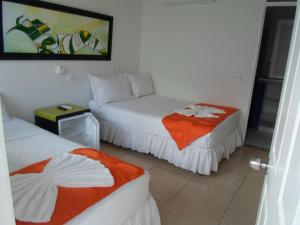 Hotel Zamba, Отели  Girardot - big - 37