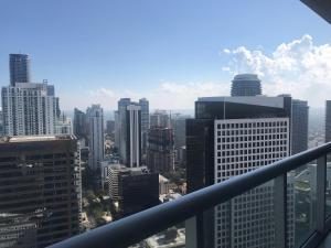 Luxury Condo Top 49th Floor Miami, Apartmanok  Miami - big - 8