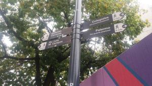 Departamento con piscina, cochera y parrilla, Apartments  Buenos Aires - big - 27