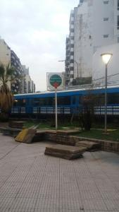 Departamento con piscina, cochera y parrilla, Apartments  Buenos Aires - big - 32