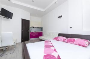 Apartment Antonela, Apartmanok  Omiš - big - 3