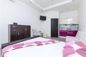 Apartment Antonela, Апартаменты  Омиш - big - 5