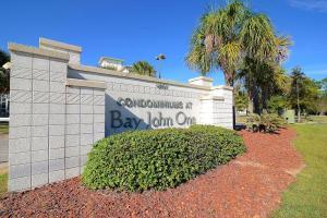 Bay John 103 Condo, Apartmány  Gulf Shores - big - 29