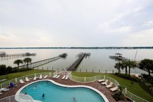 Bel Sole 901 Condo, Appartamenti  Gulf Shores - big - 32
