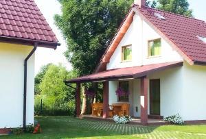 Na Fali, Holiday homes  Niechorze - big - 38