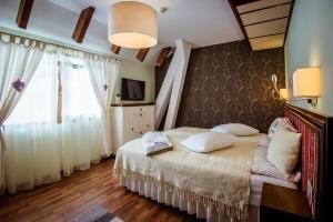 Soare-n Maramures, Guest houses  Budeşti - big - 5