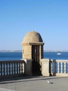 Atico Centro Historico, Apartmány  Cádiz - big - 23