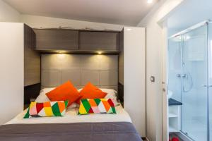 Diana & Josip Mobile Homes, Комплексы для отдыха с коттеджами/бунгало  Биоград-на-Мору - big - 15