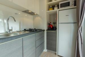 Diana & Josip Mobile Homes, Комплексы для отдыха с коттеджами/бунгало  Биоград-на-Мору - big - 26