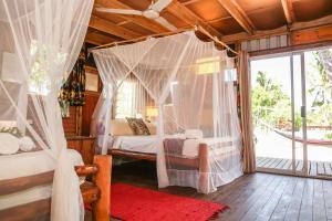 Mozambeat Motel, Hostels  Praia do Tofo - big - 51
