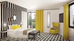 Soleil Vacances Hotel du Roi, Hotel  Carcassonne - big - 5