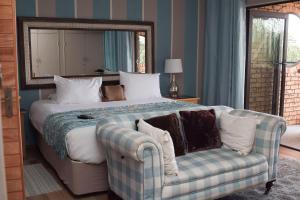 Apartament typu Deluxe Suite z łóżkiem typu king-size