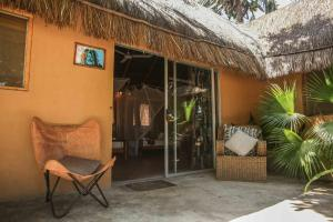 Mozambeat Motel, Hostels  Praia do Tofo - big - 83
