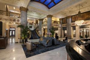 The Seelbach Hilton Louisville..