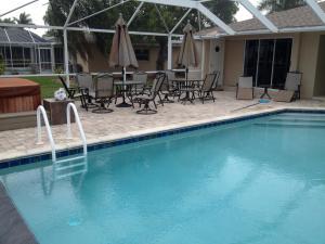 Palaco Grande, Ferienhäuser  Cape Coral - big - 10
