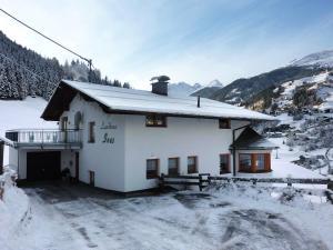 Landhaus Ines 140W, Apartmány  Kappl - big - 16