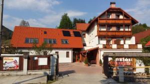 Pension PENZIÓN V STAROM MLYNE Belá Slowakei