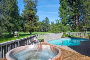 Augusta 3, Holiday homes  Sunriver - big - 26