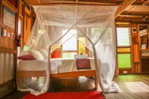 Mozambeat Motel, Hostels  Praia do Tofo - big - 102