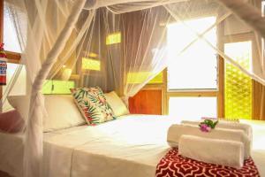 Mozambeat Motel, Hostels  Praia do Tofo - big - 105