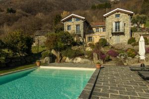 Veranda Hill Lodge, Apartments  Pianello Del Lario - big - 1