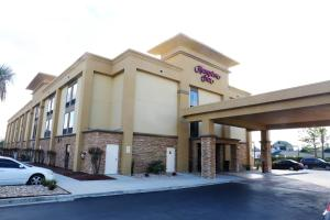 Hampton Inn Sumter, Hotely  Sumter - big - 27