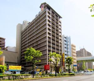 Super Hotel Osaka Natural Hot Springs
