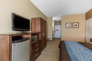 Comfort Inn & Suites Bryant, Hotels  Bryant - big - 8
