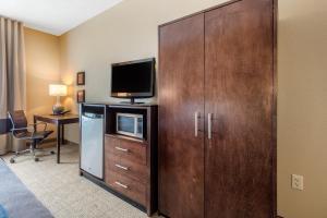 Comfort Inn & Suites Bryant, Hotels  Bryant - big - 10