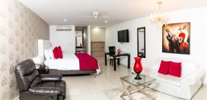 Hotel Boutique El Poblado, Отели  Нейва - big - 18
