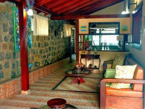 VELINN Caravela Hotel Santa Tereza, Отели  Ильябела - big - 74