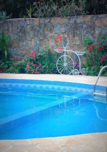 VELINN Caravela Hotel Santa Tereza, Отели  Ильябела - big - 79