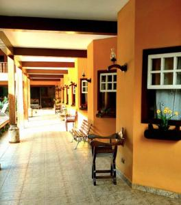 VELINN Caravela Hotel Santa Tereza, Отели  Ильябела - big - 80