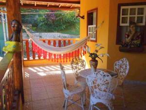 VELINN Caravela Hotel Santa Tereza, Отели  Ильябела - big - 55