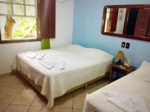 VELINN Caravela Hotel Santa Tereza, Отели  Ильябела - big - 56