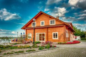 Rybaczówka Karczma Rybna, Guest houses  Świnoujście - big - 1