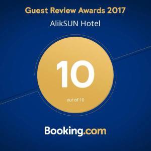 AlikSUN Hotel, Hotely  Alakhadzi - big - 9