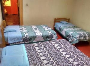 Auquis Ccapac Guest House, Hostels  Cusco - big - 14