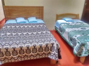Auquis Ccapac Guest House, Hostels  Cusco - big - 13