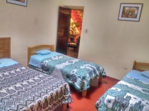 Auquis Ccapac Guest House, Hostels  Cusco - big - 12
