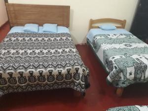 Auquis Ccapac Guest House, Hostels  Cusco - big - 10