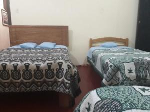 Auquis Ccapac Guest House, Hostels  Cusco - big - 8