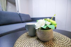Uhome apartment in Koto, Апартаменты  Токио - big - 5
