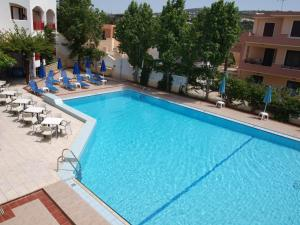 Apollon Hotel Apartments, Aparthotels  Platanes - big - 1