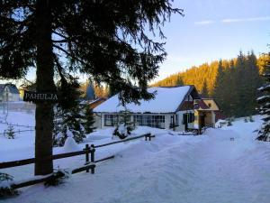 Chalet Pahulja, Alpesi faházak  Jahorina - big - 12