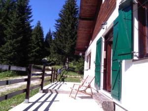 Chalet Pahulja, Alpesi faházak  Jahorina - big - 3