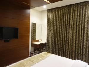Hotel Shaans, Szállodák  Tiruccsirápalli - big - 23