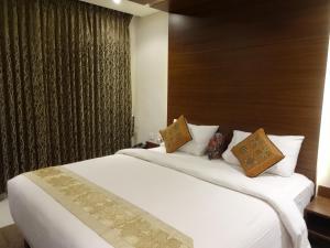 Hotel Shaans, Szállodák  Tiruccsirápalli - big - 20