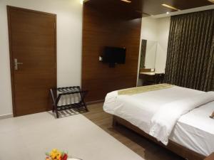 Hotel Shaans, Szállodák  Tiruccsirápalli - big - 28